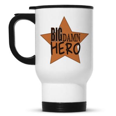 Кружка-термос Big damn hero (firefly)