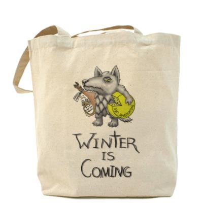 Сумка Зима близко!