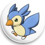 птичка для сердца