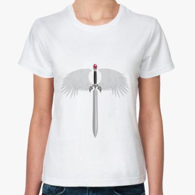 Классическая футболка Оружие