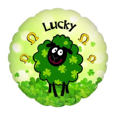 Подушка Lucky Ireland