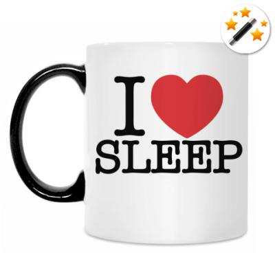 Я люблю спать