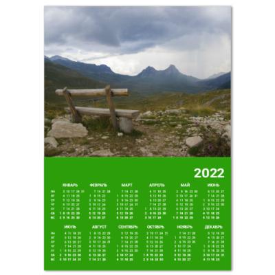 Календарь В горах Дурмитора