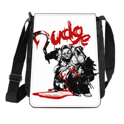 Сумка-планшет Pudge - DOTA 2 (Пудж - Дота 2)