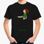 Детская футболка Stedman/Fruit of the Loom