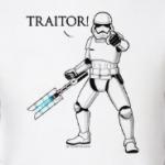 'Traitor!'