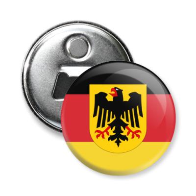 Магнит-открывашка Немецкий флаг