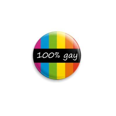 Значок 25мм LGBT