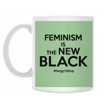 Кружка The New Black