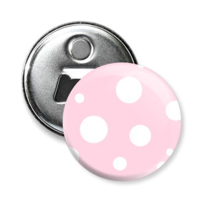 Магнит-открывашка Bubbles