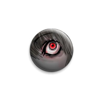 Значок 25мм 'eye'