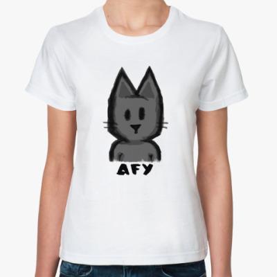 Классическая футболка =^__^=