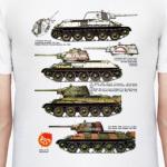 Советсткие танки