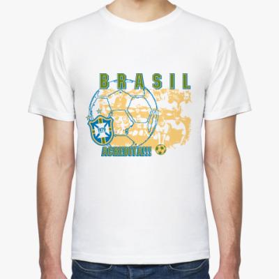 Футболка Brasil