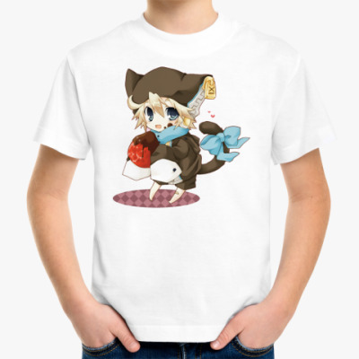 Детская футболка кавай