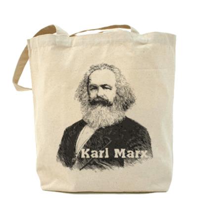 Сумка Карл Маркс