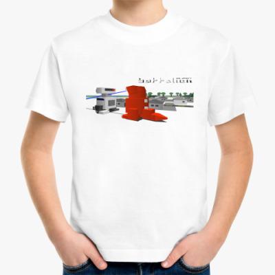 Детская футболка Battalion