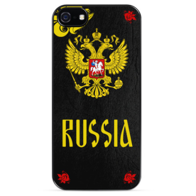 Чехол для iPhone Russia