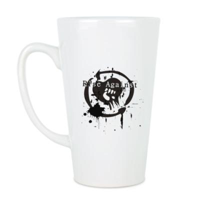 Чашка Латте Rise Against