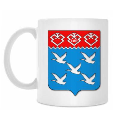 Кружка Герб города Чебоксары