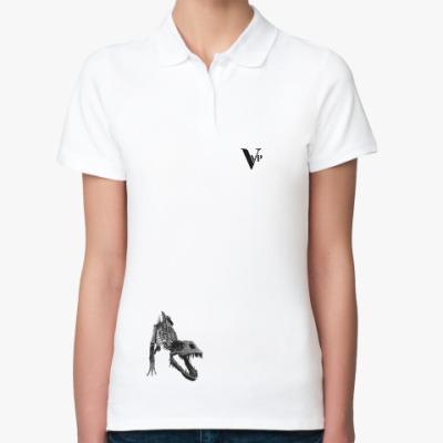 Женская рубашка поло Velvet Pin - Dino G
