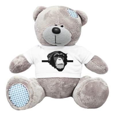 Плюшевый мишка Тедди Обезьяна