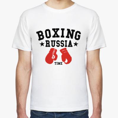Футболка Boxing Russia