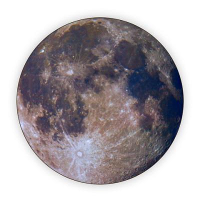 Костер (подставка под кружку) Лунариум