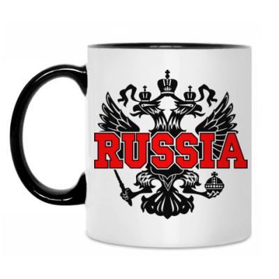 Кружка Russia