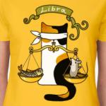 Котик по гороскопу Весы