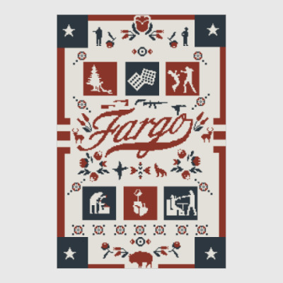Постер «Фарго»