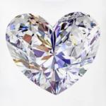 Сердце - алмаз