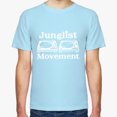 Футболка Junglist Movement