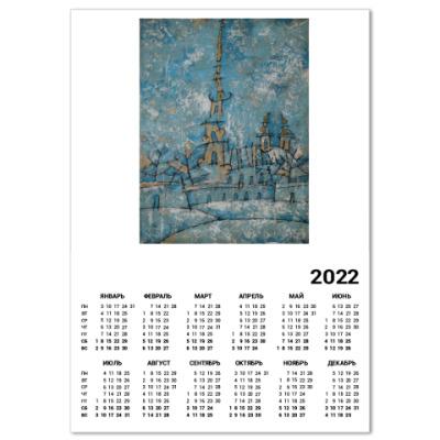 Календарь Календ. Петропавловка-зима