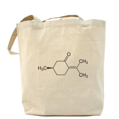 Сумка Химия. Мятный аромат (пулегон)