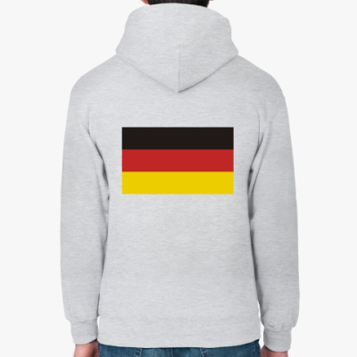 Толстовка худи  Германия