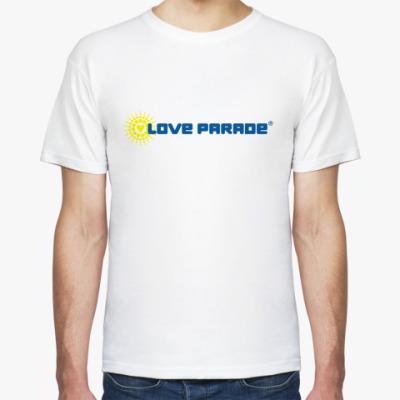 Футболка Love Parade