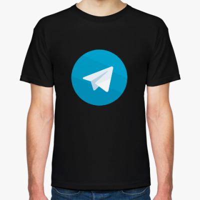 Футболка Telegram