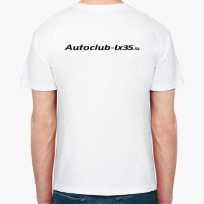футболка  ix35 контур