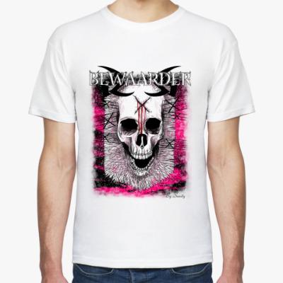 Футболка Bewaarder Skull