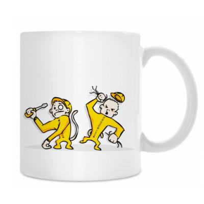 Кружка Monkey Business