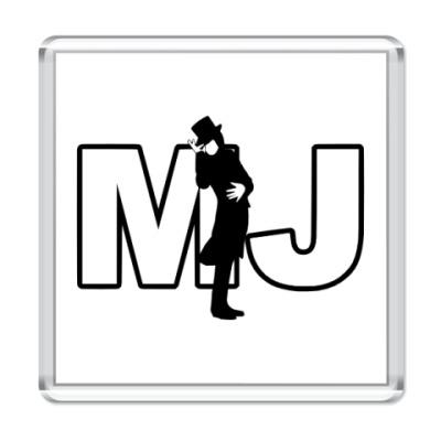 Магнит  'Letters&Man'