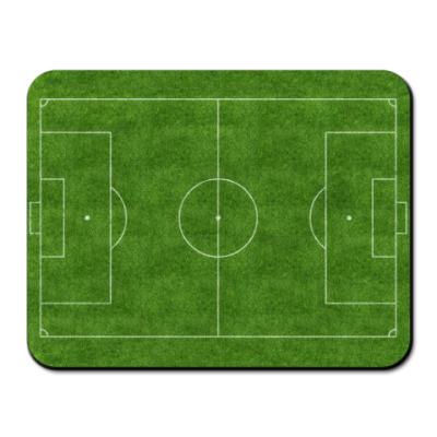 Коврик для мыши 'Футбольное поле'