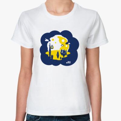 Классическая футболка Сырник