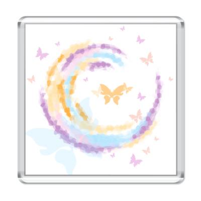 Магнит  'Бабочки'