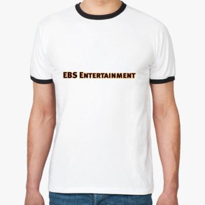 Футболка Ringer-T EBS Entertaimment