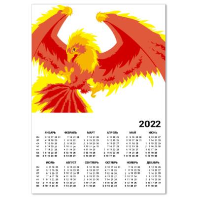 Календарь Феникс
