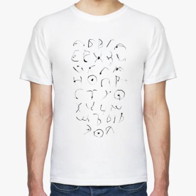 Футболка Буквы-2