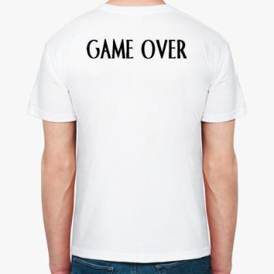 Футболка 'Game Over'