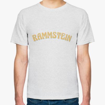 Футболка Rammstein